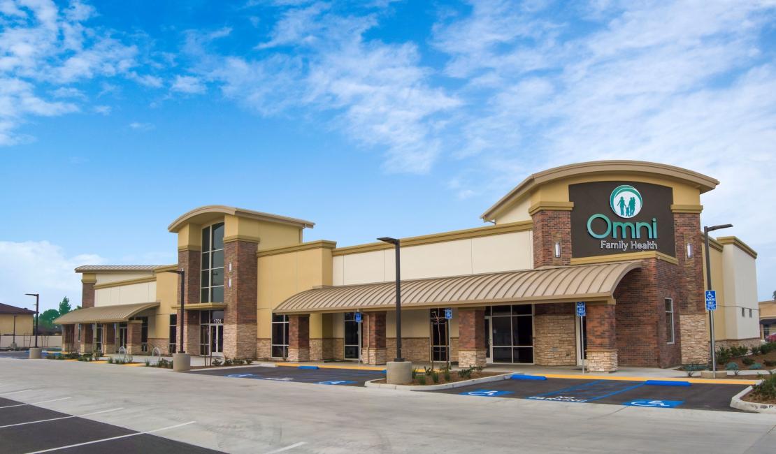 Photo of Omni Family Health | Stine Road Health Center, Bakersfield, CA